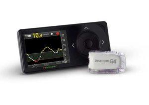 dexcom g4 vércukormonitor készülék